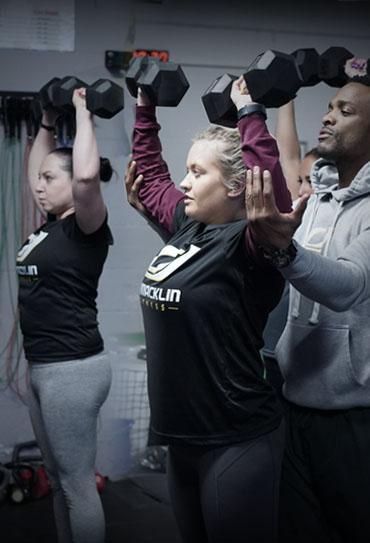 Women Group Fitness